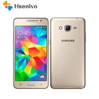 original Refurbished Unlocked Cell Phone Original Samsung Galaxy Grand Prime G530 G530H Ouad Core Dual Sim 5.0 Inch TouchScreen