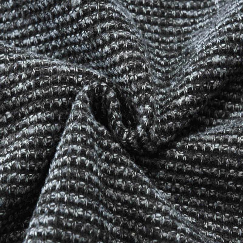 2019 jesienno-zimowa nowa męska bawełna Plus aksamitne grube przeszycie sweter Colorblock Cardigan dzianinowa kurtka ciepła i wygodna