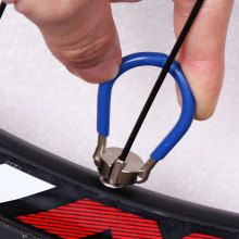 Bicycle repair tool color wire spoke wrench 14G cap adjustment disassembly car mechanic tools