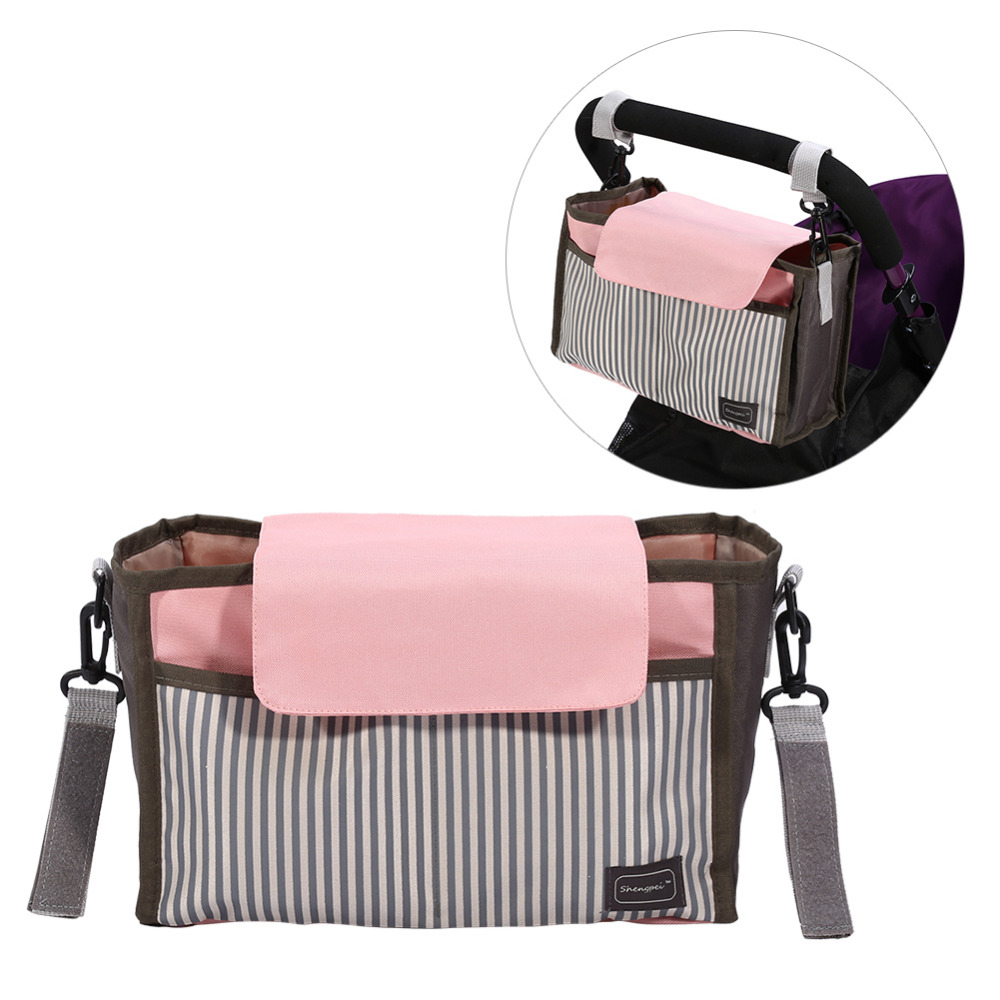 HTB17ZgXdpuWBuNjSszbq6AS7FXaF 2 Colors Diaper Bag Baby Milk Bottle Insulation Bags Mummy Storage Bag for Baby Stuff Collection Stroller Accessories Baby Care