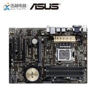 Asus H97 PLUS Desktop Motherboard H97 Socket LGA 1150 i7 i5 i3 DDR3 32G SATA3 UBS3.0 VGA DVI HDMI ATX