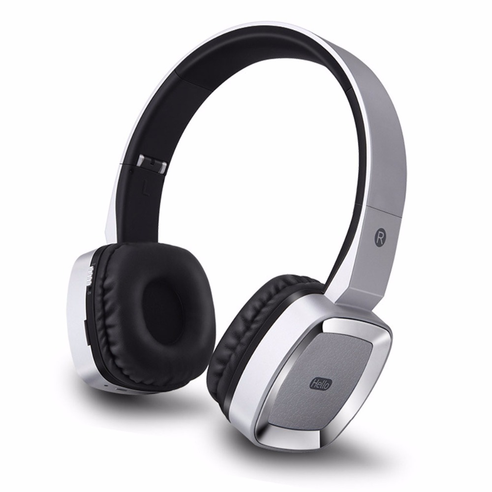 Bluetooth Headphones Wireless and Wired Headset With AUX 3.5 MM Stereo Heavy Bass Sound Noise Cancelling Headphones With Mic insermore active noise cancelling headphones wired bass stereo surround headset with mic flight headband for iphone xiaomi iq 3