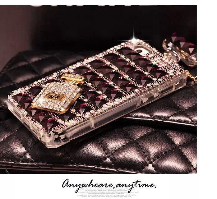 YESPURE Fancy Cover Girl Luxury Parfume Bottle Phone Case for Iphone - Reservdelar och tillbehör för mobiltelefoner - Foto 4