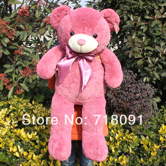"Large Size Plush Stuffed Toy Giant Bear for Kid's Gifts,24"",40"",1PC"