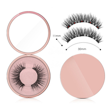 Magnetic Eyeliner Liquid Waterproof Quick Dry Set Long Lasting False Eyelashes Makeup Tools