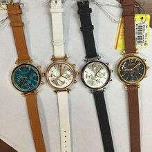 Real Functions Women's Watch Swiss Quartz Hours Clock Fine Fashion Dress Bracelet Sport Leather Birthday Girl Gift Julius Box
