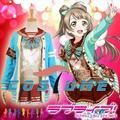 LoveLive! Día de San Valentín Love Live Minami Kotori Anime Uniforme de Navidad Año Nuevo Carnaval Cosplay Para La Mujer Chica