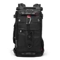Brand Design Men's Travel Bags Fashion Men Backpacks Men's Multi purpose Travel Backpack Multifunction Shoulder Bag