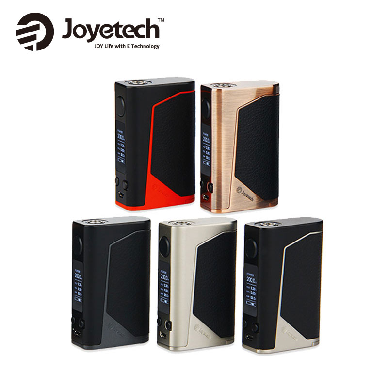 Original 200W Joyetech EVic Primo Mod Fit UNIMAX 25 Atomizer from Joye EVic Primo Vaping Kit Evic Primo TC Box Mod 200W E-cigs цена 2017