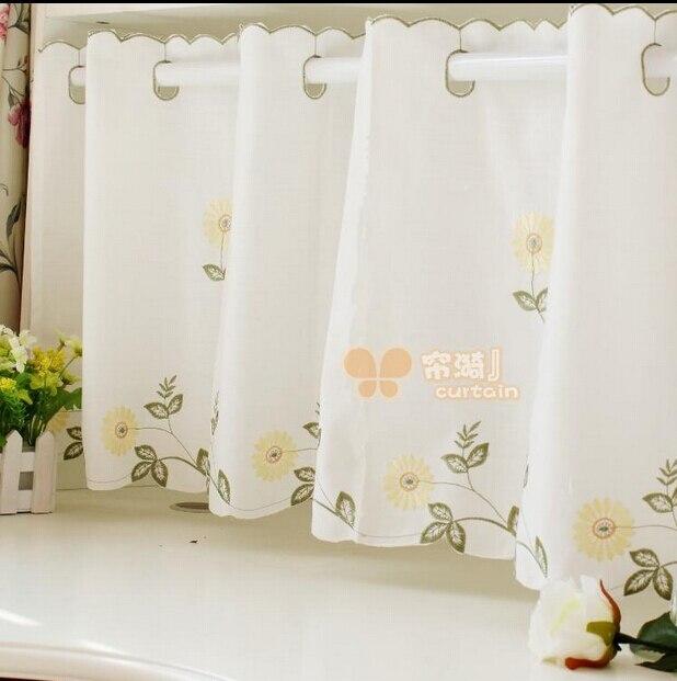 Comprar caliente venta de la cocina - Tela cortinas cocina ...