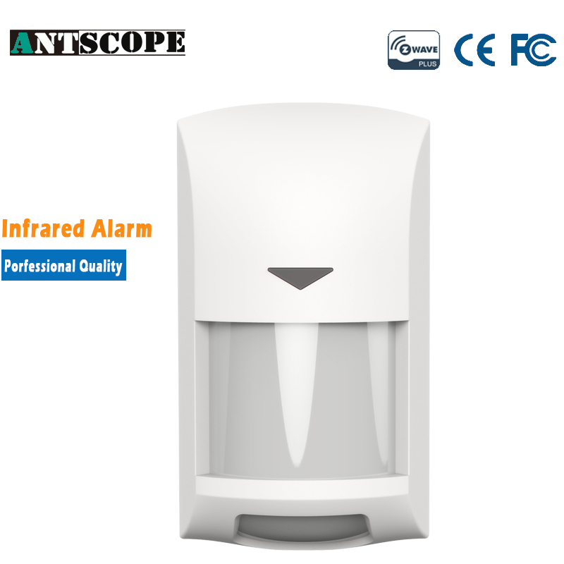 Z wave PIR Infrared Motion Detector Sensor Alarm Z-wave EU Version 868.42mhz Wireless Smart Home Automation Security Systems