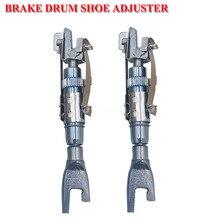 Новая пара тормозных барабанов, регулировщик обуви для FORD TRANSIT Connect Fiesta, Пума 1522225, 2S61-2K286-AB 5039060