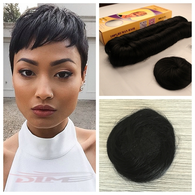 Best Quality Brazilian Short Virgin Human Hair 27 Pieces Short Hair
