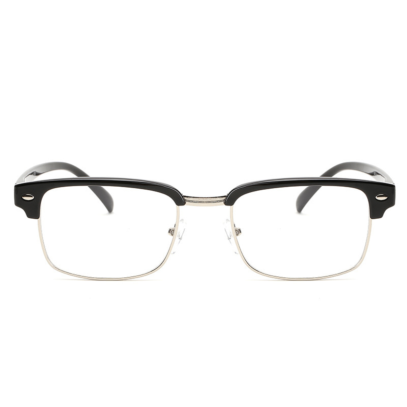 2016New Pattern Male Women's Glasses Frame Fashion Optician Defence Blue Recovery Ancient Spectacle Frame 846 W
