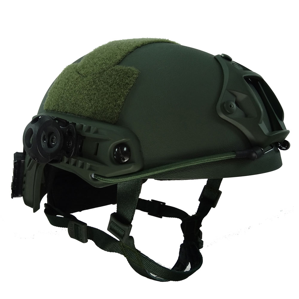 MH Standard Fast Ops Core Tactical FAST Helmet Outdoor War CS Game Airsoft Paintball Head Protector Helmet with 12 in 1 Headwear