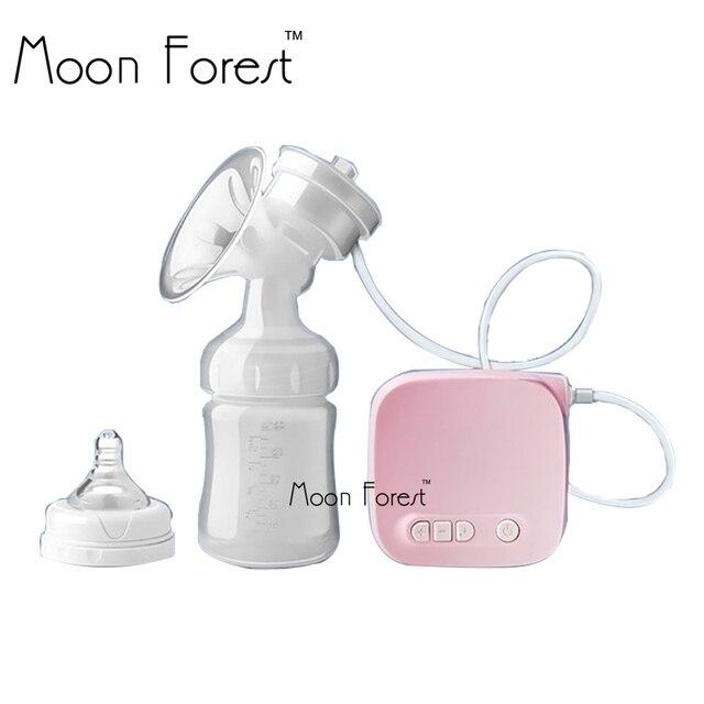 Infantil Listrik Payudara Pompa Listrik Kuat Puting Pompa Hisap USB Listrik Payudara Pompa Engan Botol Susu Bayi ER742