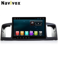 Navivox 9 2din Android6 0 Full Touch Car Stereo AudioPlayer For BYD F3 Corolla GPS Navigation