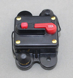 Image 4 - 50A 60A 80A 100A 150A 200A 250A 300A Auto Audio Inline Stroomonderbreker Zekering voor 12 V Bescherming SKCB 01 60A
