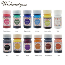 WISHMETYOU 10g Hot Epoxy Colorful UV Resin Coloring Dye Diy Art Crafts Colorant Crystal Pigment Supplies Easy Drop Glue
