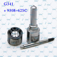 ERIKC Nozzle G341 Valve 9308 625C Diesel Injector Repair Kits Set 7135 574 for GreatWall Hover H5 H6 Euro5 1100100 ED01 28231014