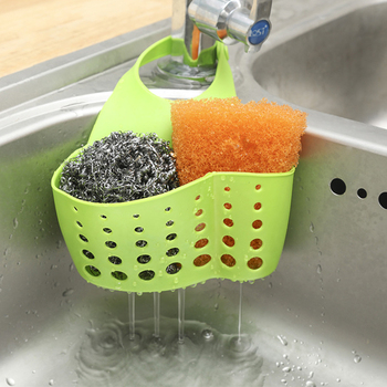 Portable Basket Home Kitchen Hanging Drain 1