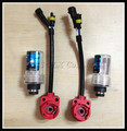 35W D2S D2C Auto Car xenon headlight bulbs D2S D2C 8000K+ D2 Wiring Harness Socket Adapters for D2S D2C HID Xenon headlight kit