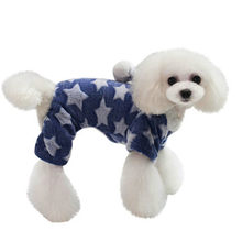 Pet Clothes Winter Dog Jumpsuit Puppy Dog Cat Hoodied flannel Coat Small and Medium Dogs Thick Clothing Warm Pet Apparel 2019#40(China)