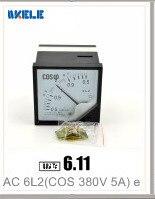 Amperímetro analógico ac 69l9 (20a), ferramenta de