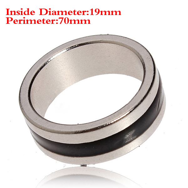 Magical Magic Tricks Pro Ring PK Strong Magnetic Mythical Decor Size 18MM-20MM