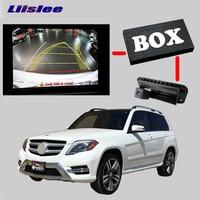 LiisLee Rear V Backup Camera Interface Kit For 2010 2014 Benz GLK X204 M W164 W166 E W212 V212 S212 RMC NavPlus NBT system