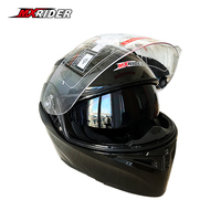 MXRIDER Off Road Motorcycle Helmet Full Face Motorbike Riding Racing Helmet Dual Shield Motocross Helmet For