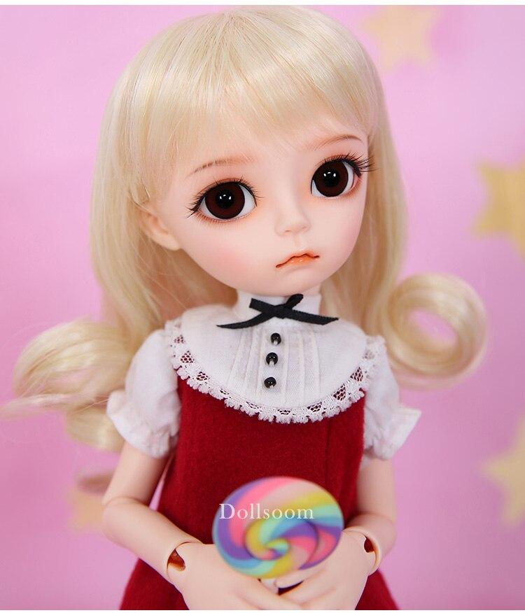 Imda 3 0 Mabelle BJD SD Doll 1 6 Body Model Girls Boys Resin Figures lati