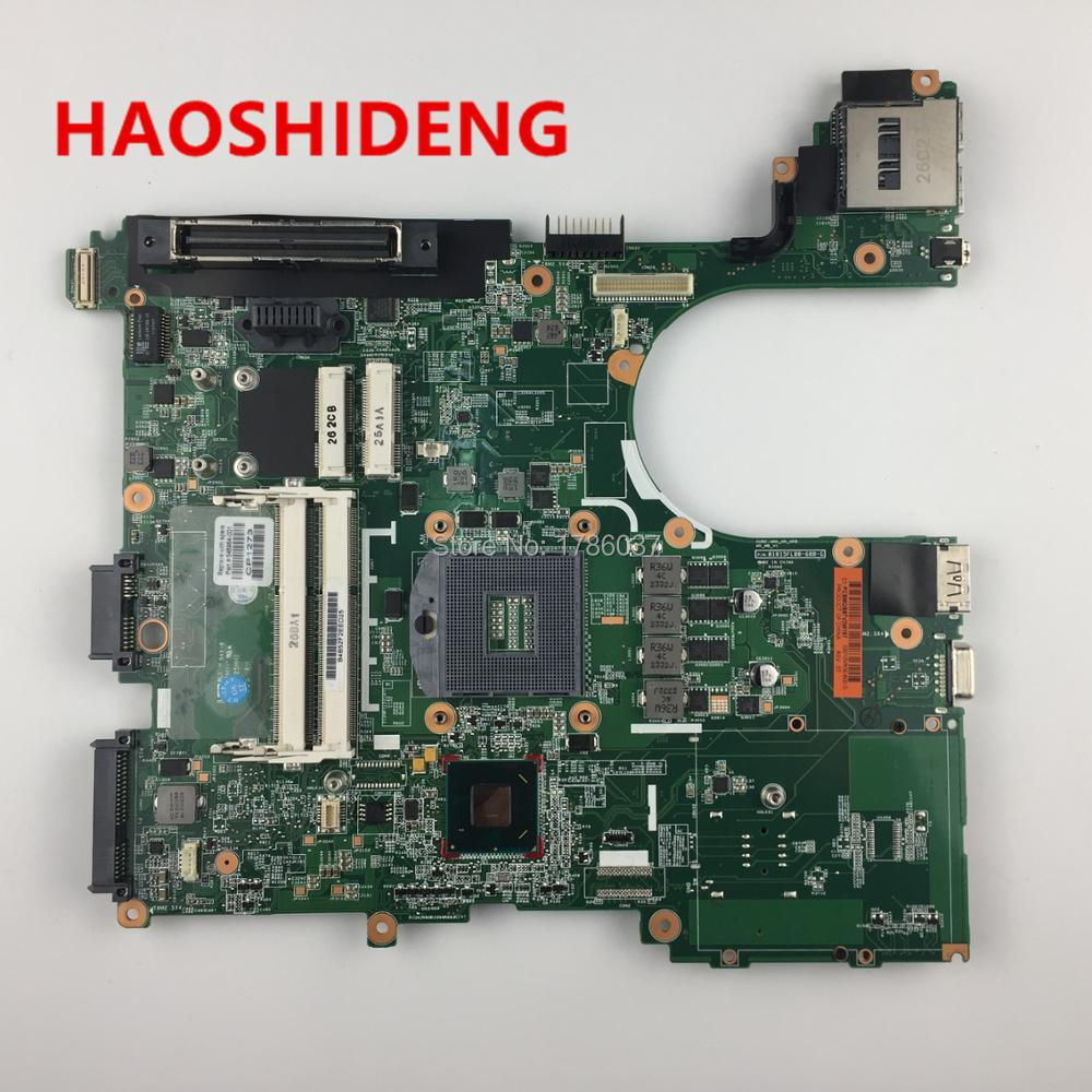 646964-001 for HP ProBook 6560b EliteBook 8560P series Laptop motherboard QM67 .All functions fully Tested! цена