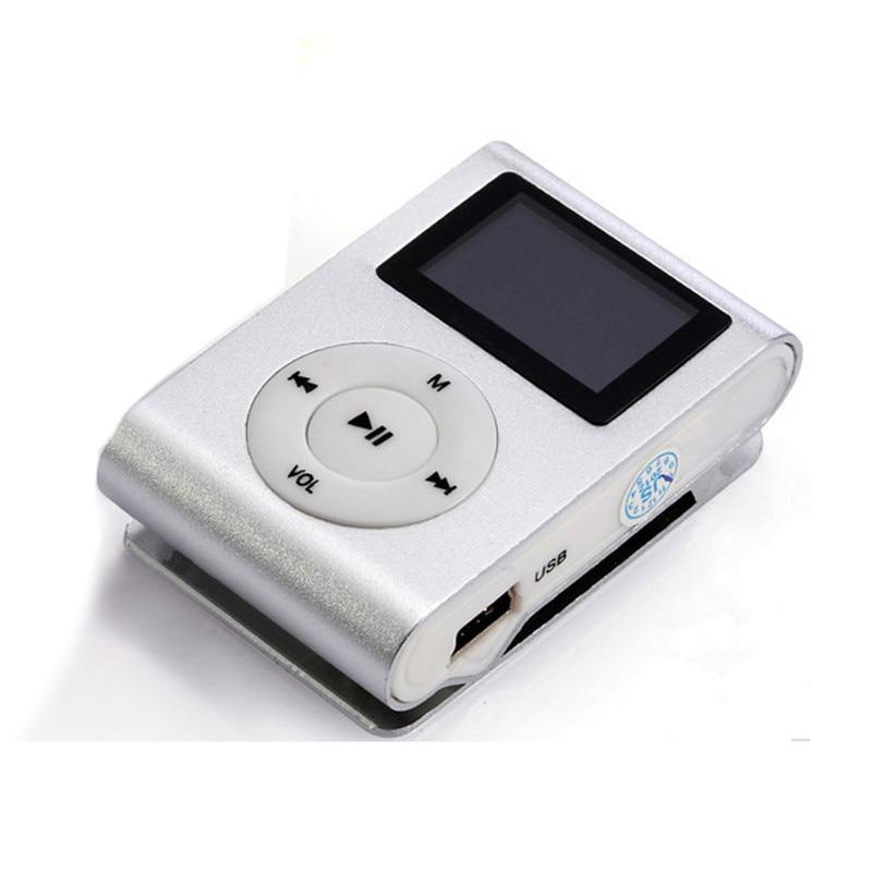 Mini Lettore LCD Screen Mp3 Music musica clip player reproductor mp ...
