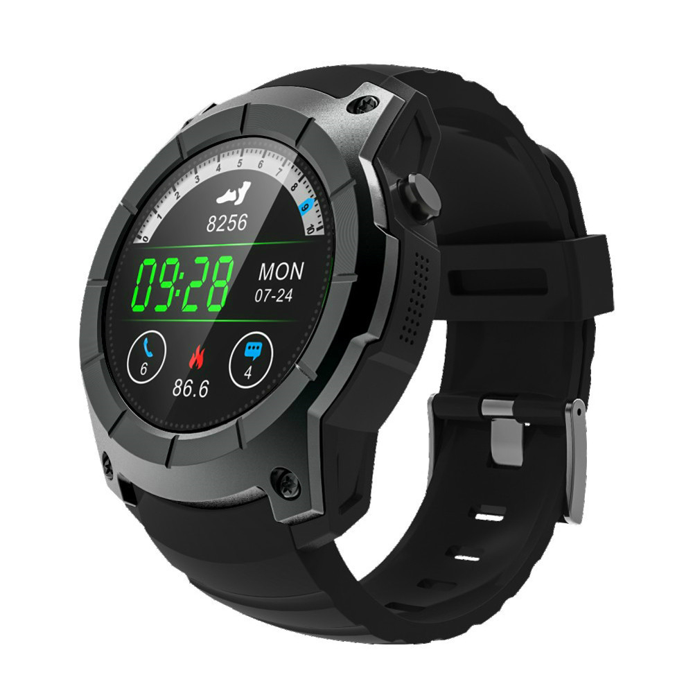 GPS Smart Watch S958 Bluetooth pedometer Track Sports smartwatch heart rate detector waterproof Fitness Watch support SIM card fs08 gps smart watch mtk2503 ip68 waterproof bluetooth 4 0 heart rate fitness tracker multi mode sports monitoring smartwatch
