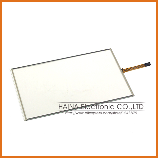 Widescreen 17 17.1 Inch 4 Wire Resistive USB Touch Screen Panel For photobooth/photo kiosk/Laptop