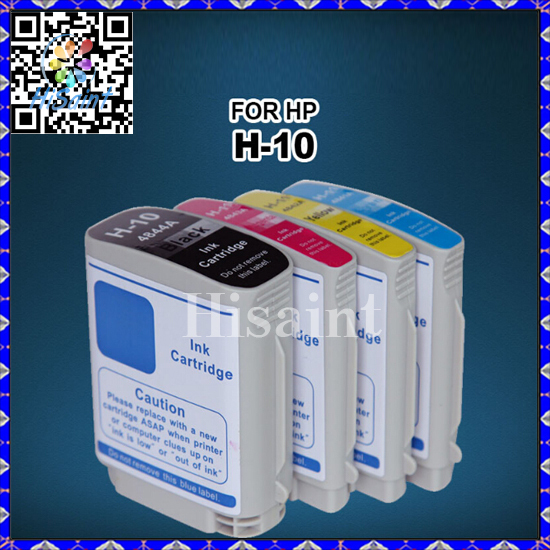 ФОТО 1Set/4 Colors refill Cartridge Chips Suit for HP Busines Inkjet 3000/3000dtn/3000n Printer,for HP10 HP12,4844A/4804A/4805A/4806A