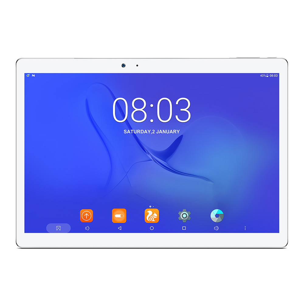 Teclast T10 10.1 inch Tablet PC Android 7.0 MTK8176 Hexa Core 1.7GHz 4GB RAM 64GB ROM Fingerprint Sensor Dual WiFi OTG Cameras(China)