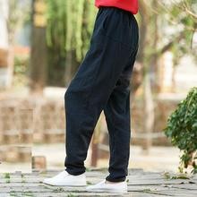 New arrival spring summer palazzo pants 100% bamboo cotton  sweatpants Elastic waist trousers pencil pantalon, BXF2323