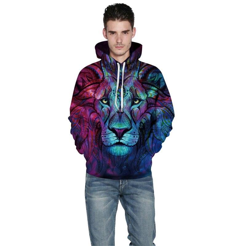 New Fashion Men/Women 3d Sweatshirts Print Paisley Flowers Lion New Fashion Men/Women 3d Sweatshirts Print Paisley Flowers Lion HTB17ZpqSpXXXXbhaFXXq6xXFXXXH