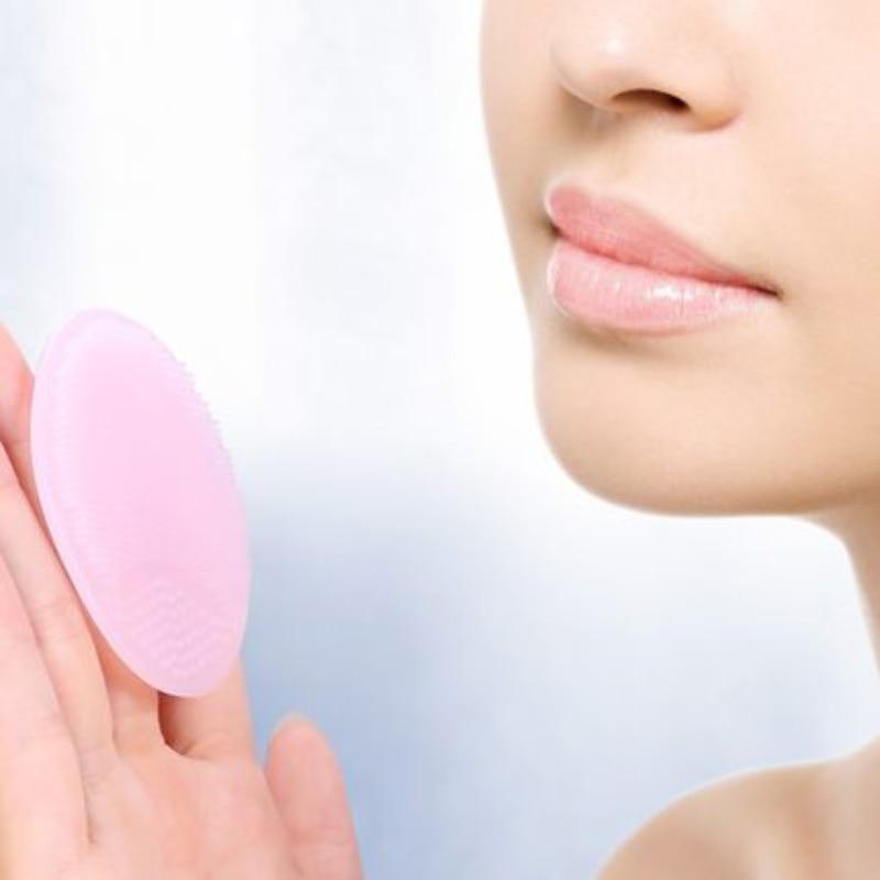 Anti-Aging Deep Clean Face Brush Nano Technology Slimming Remove +Facial Cutin Силикон Очищающее средство Кисти +669