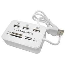 USB Multi Card Reader