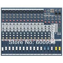Pro 12 Channel Mixing Console DJ & Karaoke Mixer  EFX-12