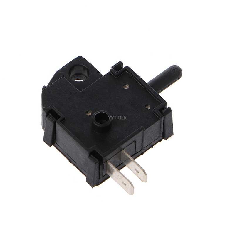 Interruptor de luz de parada de palanca de freno de mano frontal Universal para Pit Quad Bike ATV Apr