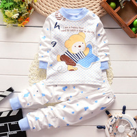 Wholesale High Quality Autumn Baby Clothes Cotton 100 Baby Girl Clothes Baby Boy Clothes Baby Set