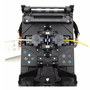 Image 4 - DVP İngilizce menü Fiber füzyon yapıştırma makinesi DVP 760H Fiber optik birleştirme aleti DVP760H 760 FTTH optik fiber füzyon kaynak