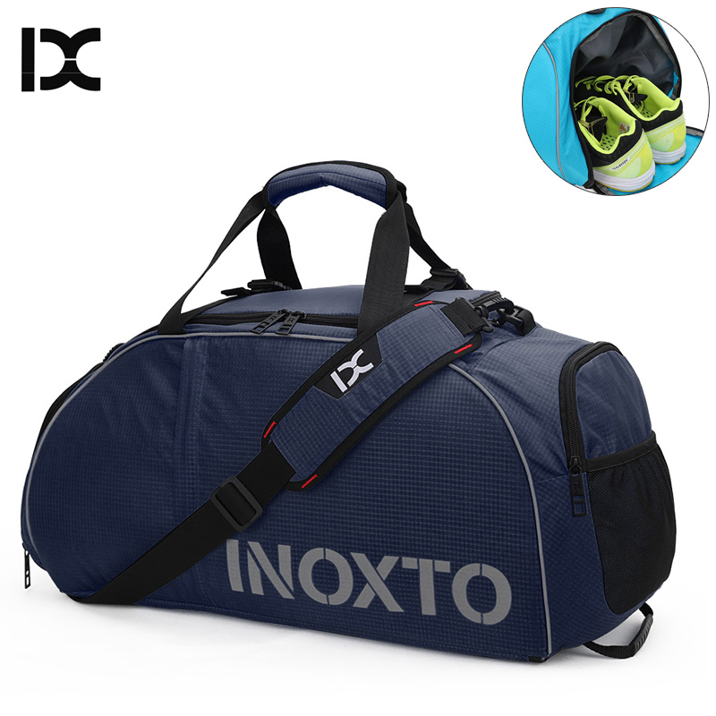4fcece11ae95 Sports Gym Bags Fitness Backpack Shoulder Bag For Shoes Travel Men Women  Training Tas Rucksack Sac