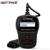OBD2 Car Diagnostic Scanner Universal Autophix OBD Scanner Engine Code Reader Automotivo Escaner Diagnostic Tool For