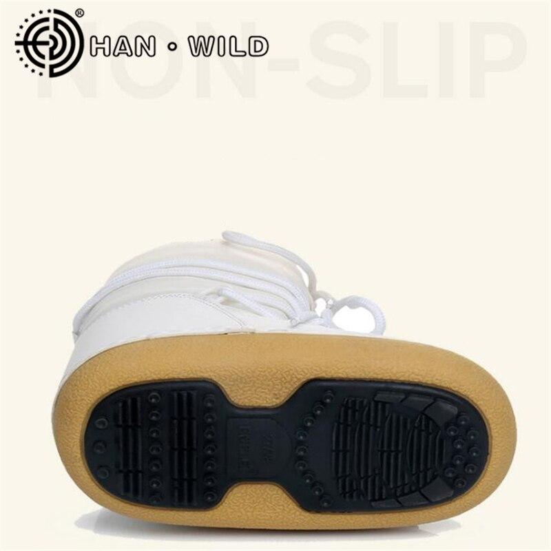 Ski Mi La Neige 42 Espace Chaussures Noir Plus Blanc Bottes T3clKJF1