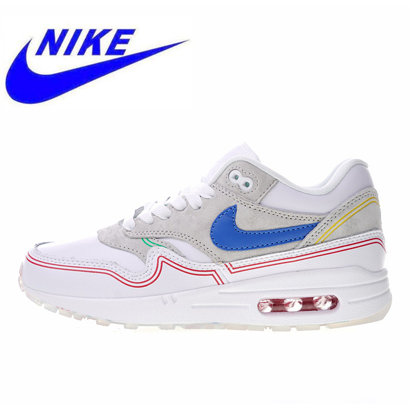 1abe176babd Detail Feedback Questions about Original New Arrival Nike Air Max 1 Pompidou  Women Running Shoes New Outdoor Sports Shoes Breathable Shock Absorber  AV3735 ...